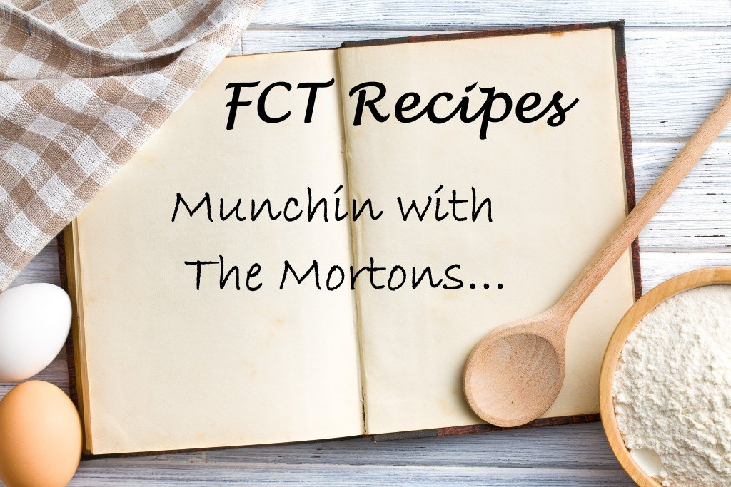 FCT Recipes