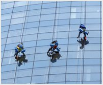 Commercial Window Cleaning in Perth