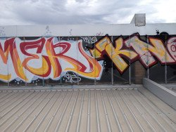 Graffiti Before