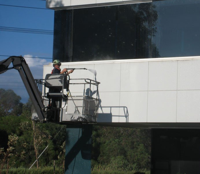 Commercial Pressure Cleaning in Perth