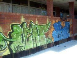 Graffiti Removal in Perth