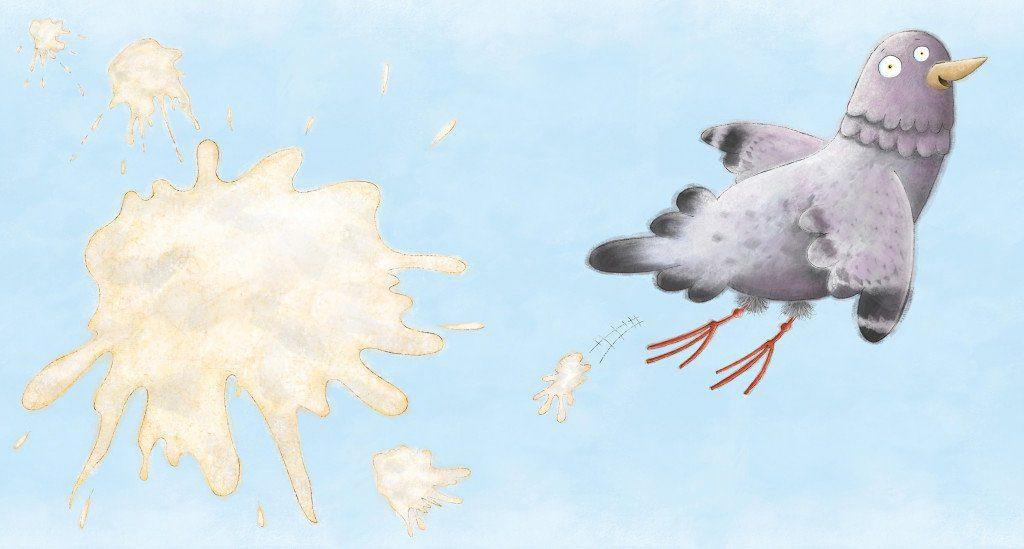 pigeon-poo