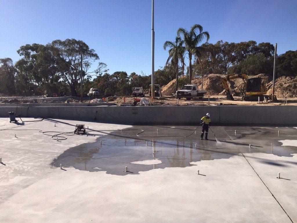 Bold Park Redevelopment Surface Prep