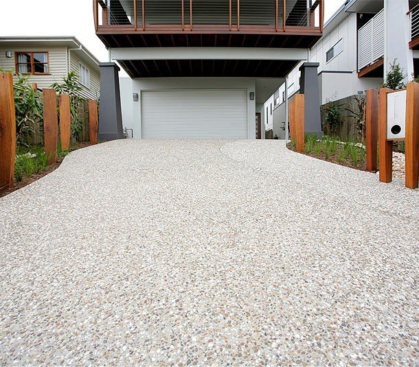 Concrete Driveway Maintanence