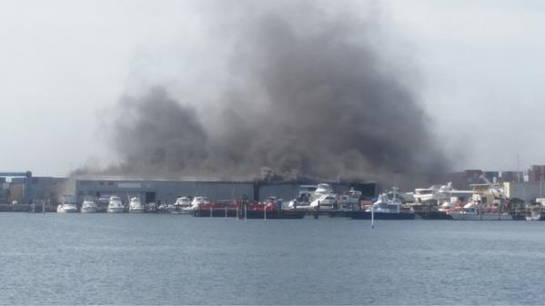 Northport Marine Fremantle Smoke and Fire Damage Cleaning