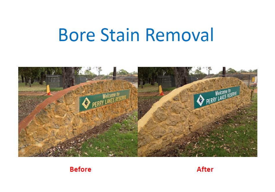 bore stain removal